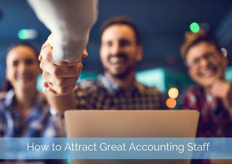 How to attract great accounting staff